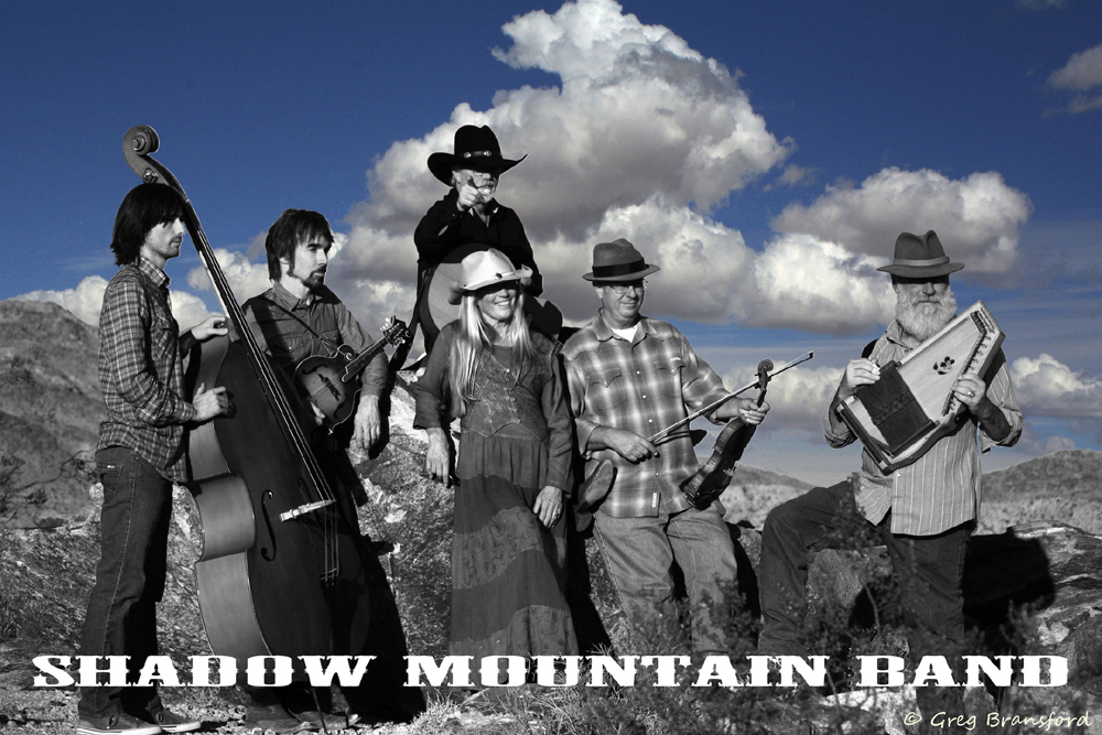 shadow mountain band group photo